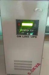 IGBT Online Double Conversion Pure Sinewave UPS