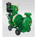 Automatic Light Weight Diesel Engine Pump Set, Speed: 1500-2200 Rpm