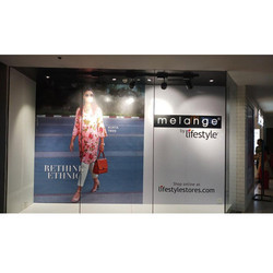 Mall Branding Flex Banner