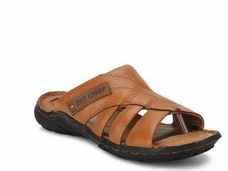 484e70874f8373 Men Powerflex Slipper - Elephant Tan Slip On Sandals Retail Shop ...