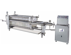 Plate Frame Filter Press Machine