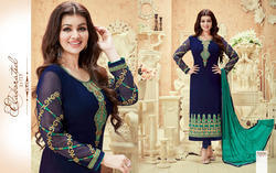 Ladies Exclusive Designer Dress Material