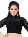 Designer Cotton Lycra Blouse