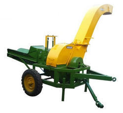 Long Frame Chaff Cutter Machine