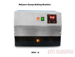 Rubber Stamp Making Machine Kivi 4 Nylon Polymer