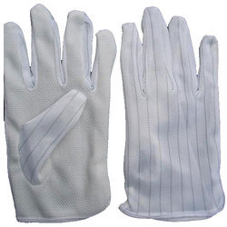 ESD Safe Dotted Glove
