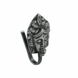 Handmade Goddess 925 Sterling Silver Nose Pin