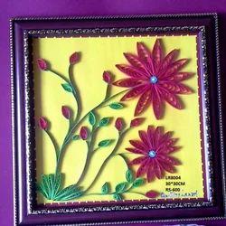 Manufacturer Of Quilled Art Works Art Works Handicraft By Laurel