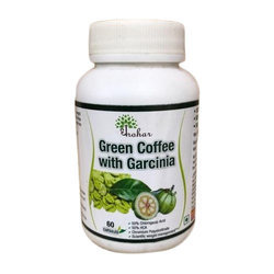 Green Coffee Capsule with Garcinia Herb