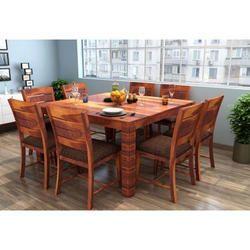 Wooden Designer Dining Table