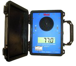 Portable Calibration Black Body