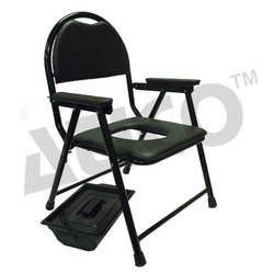 Commode Foldable Seat