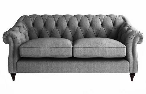 Grey Color Bridgewater Sofa