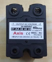 Solid State Relay Ac To Ac