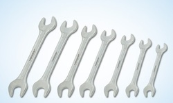 Double Ended Open Jaw Spanner