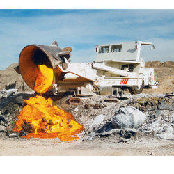 Slag Pot Transfer Car
