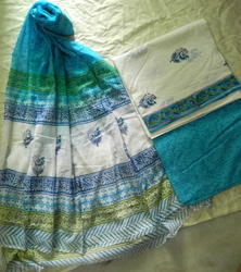 Aaditri Cotton Material Salwar Suits For Women