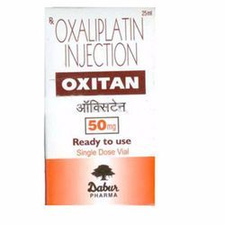 Oxaliplatin Injection 50 mg