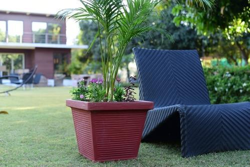 Terracotta Plastic Planter