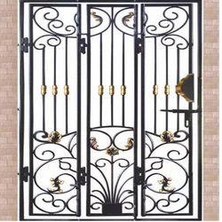 Door Grill  sc 1 st  Metal Craft & Door Grill - Glass Door Grill Manufacturer from Chennai