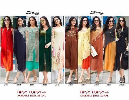 23307769c913 Laxmi Fashion - Wholesale Trader of Ladies Kurti & Patiala Suit from ...
