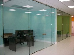 Office Glass Door