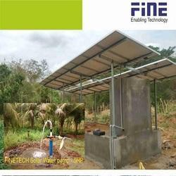 Solar Water Pumping System Ac Solar Water Pump 5hp