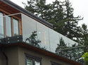 Frameless Balcony Railing