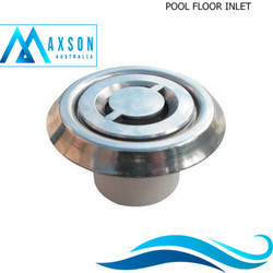 SS Swimming Pool Floor Inlet
