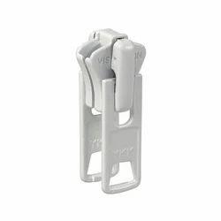 Zipper Slider Double Pull