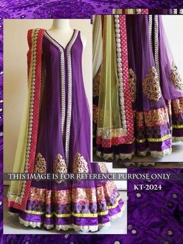 e8d6d8351 Ladies Gown - Modern Ethnic Designer Women Long Gown KT 2024 Service ...