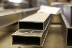 Stainless Steel Rectangular Tube