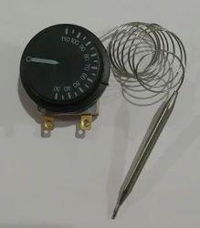Enclosure Thermostat (Capillary Type)