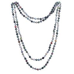 Ladies Beaded Necklaces For Ethnic Party Theme