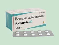 Rabepriz-20 Tablets