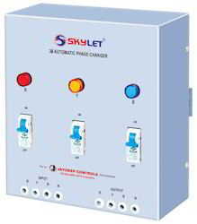 Change Over Switch Automatic Phase Changer Apc Manufacturer From