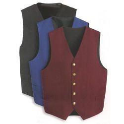 Basic V Neck Vest Coats