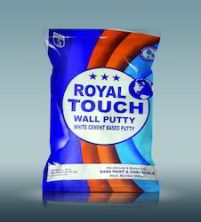 Royal Touch Wall Putty Packing Bag