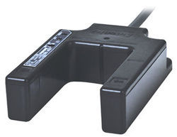 U-Shaped Photoelectric Sensors with Reinforced Plastic Case