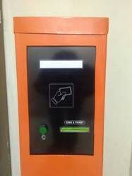 Automatic Parking Ticket Dispenser