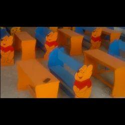 Bear Shaped Cartoon Desk