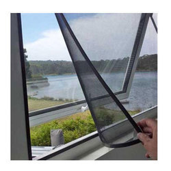 Window Fibre Glass Insect Screen with Velcro