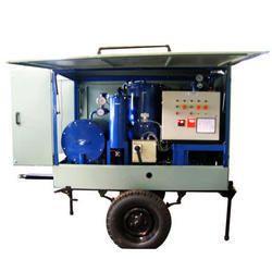Transformer Oil Filtration System