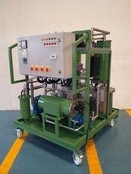 Oil Dehydration Machine