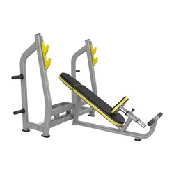 Presto Olympic Incline Bench Press Bench