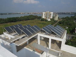 FPC Solar Water Heaters