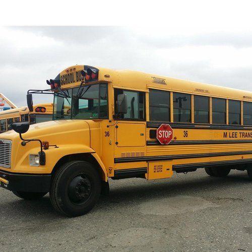 School Bus Rental Services In India