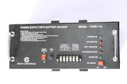 Power Supply with Battery Backup