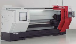 FLAT BED CNC Lathe Machine