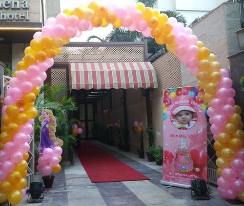 Birthday Party Decoration Balloons Decoration Service Service